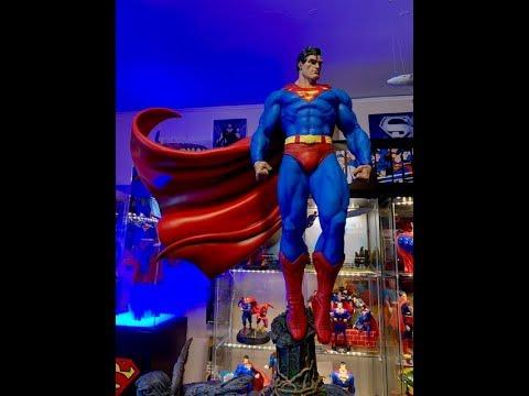 UNBOXING Hush Superman Sculpted Cape