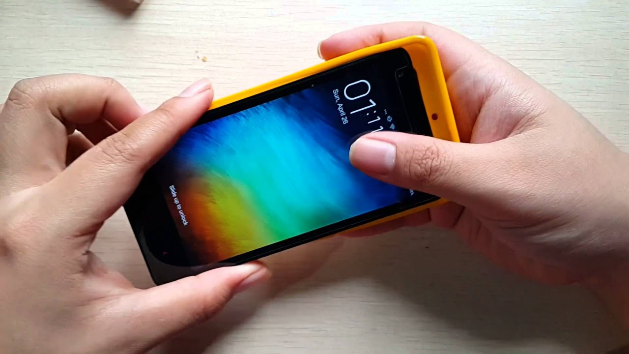 check out 8baee 24411 Unboxing : Goospery Jelly Case (Yellow) for Xiaomi Redmi 2