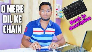 O Mere Dil Ke Chain | Mobile Octapad Tutorial | Himanshu Kapse |