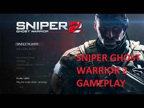Sniper Ghost Warrior 2 Gameplay |