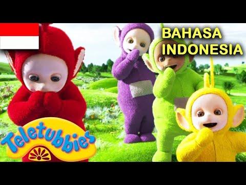 ★teletubbies-bahasa-indonesia★-nyiram-tanaman---naik-turun---mainan-favorit-|-kartun-lucu-baru-2019