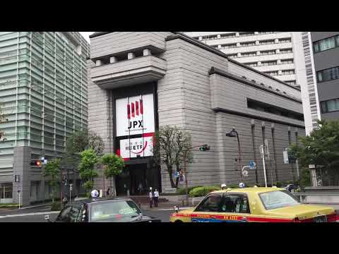Selling best assets at Tokyo stock exchange