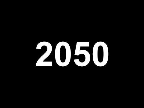 Все, что произойдет до 2050 года