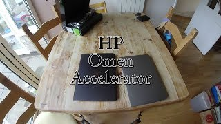 eGPU : the HP Omen Accelerator - will it make your laptop a gaming powerhouse?