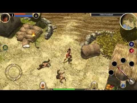 Titan Quest - Android Gameplay Ep 1