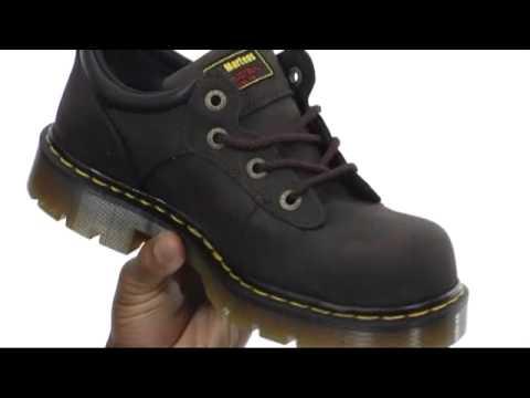 3018422a6a7 Dr. Martens Work Naseby ST 4 Tie Shoe SKU#:7901903
