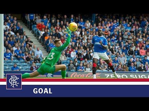 GOAL | Rangers 4-0 Oxford | Sheyi Ojo