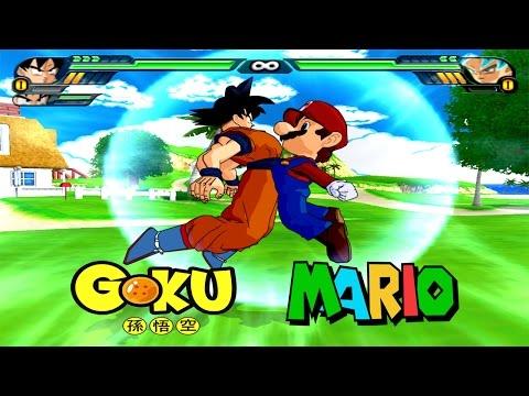 Goku and Mario Fusion | Super Mariku | DBZ Tenkaichi 3 (MOD) from YouTube · Duration:  7 minutes