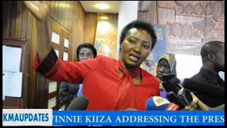 LEADER OF OPPOSITION HON. WINNIE KIIZA