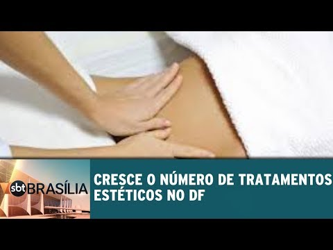 Cresce o número de tratamentos estéticos no DF