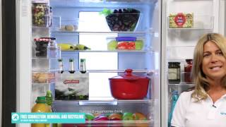 Haier HMD440X 440L French Door Fridge reviewed by product expert - Appliances Online