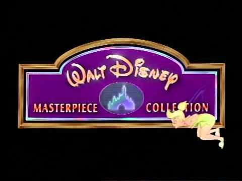 Walt Disney Masterpiece Collection Logo (with Classics Music).mp4