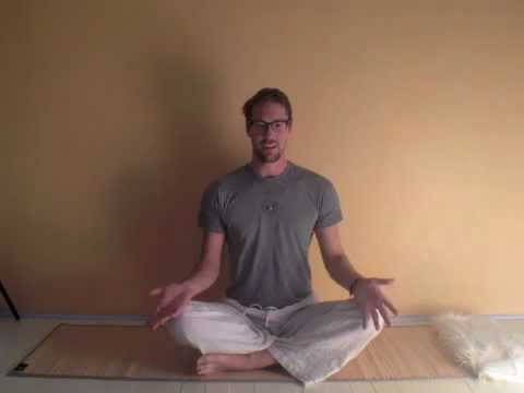 How to do Half Lotus: Yoga Poses