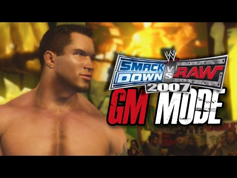 """WWE Smackdown vs Raw 2007 - GM MODE - """"ALL TITLES ON THE LINE!!"""" (Ep 3)"""