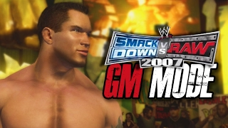 "WWE Smackdown vs Raw 2007 - GM MODE - ""ALL TITLES ON THE LINE!!"" (Ep 3)"