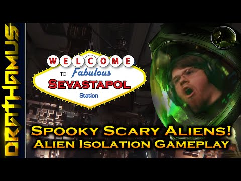 Welcome to Fabulous Sevastapol Station! ► Alien Isolation Gameplay Ep. 2
