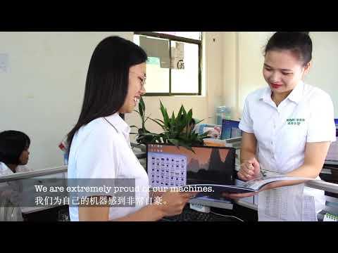 Zhuhai Huasu Automation Machinery Equipment--Manufacturer Of EPE Deep Processing Machines