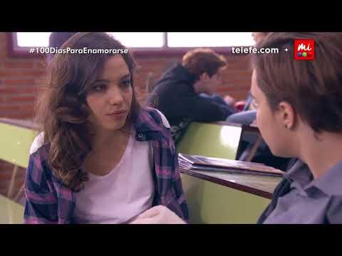 Emma súper celosa de Sofia encara a Juan - 100 Días Para Enamorarse