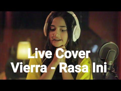 Vierra - Rasa Ini [ Live Cover By Shifa Hadju ]