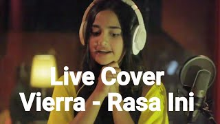 Download Mp3 Vierra - Rasa Ini   Live Cover By Shifa Hadju