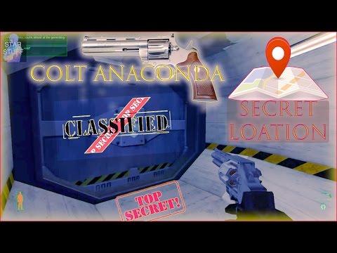 Project IGI 1 Mission #14 SECRET ~ 🔫 COLT ANACONDA ~ Mod Gameplay