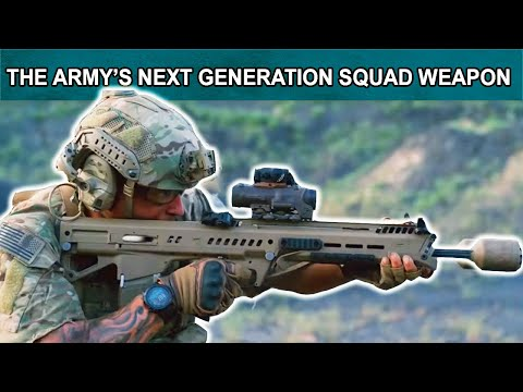 Meet One Of Contenders For The Army's Next Generation Squad Weapon