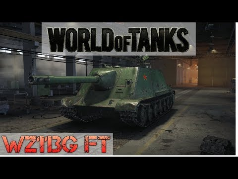 World of Tanks: Wz-113GFT First Impressions