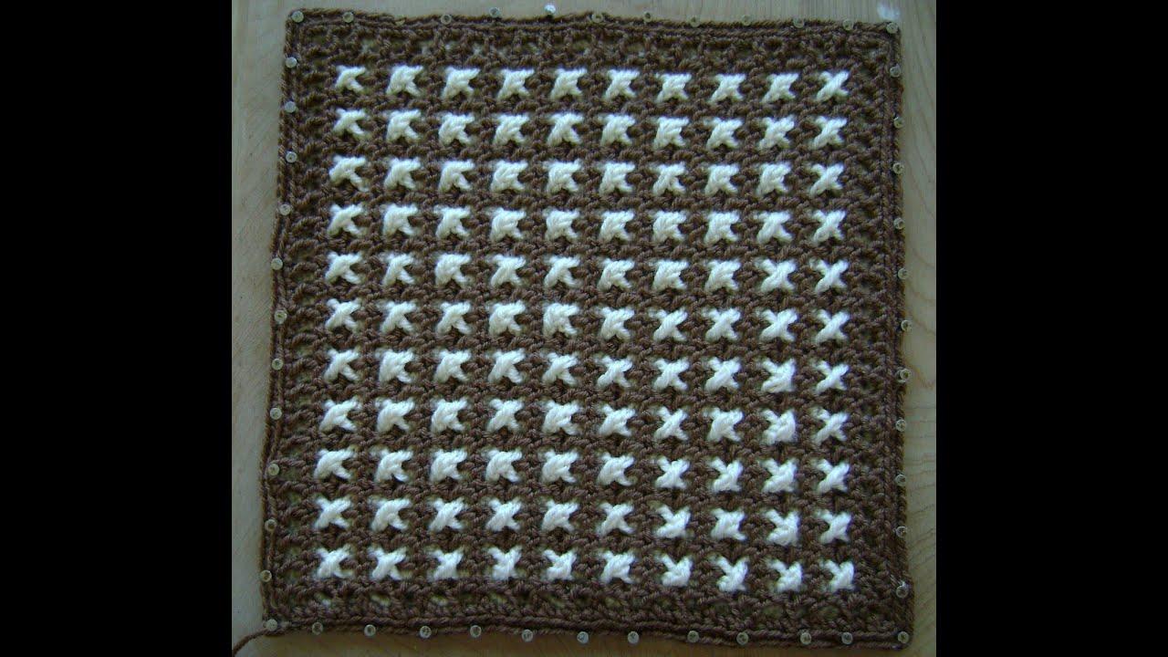 Crochet Make Your Own Blocking Board Youtube