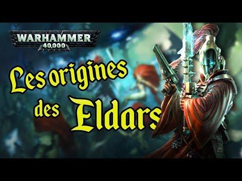 Les Origines Des Eldars - Warhammer 40.000