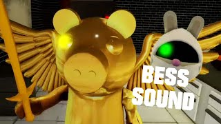 ROBLOX PIGGY 2 GOLD PIGGY WITH BESS SOUND JUMPSCARE - Roblox Piggy Book 2