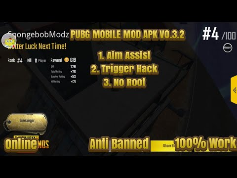 pubg mobile hack apk download for android
