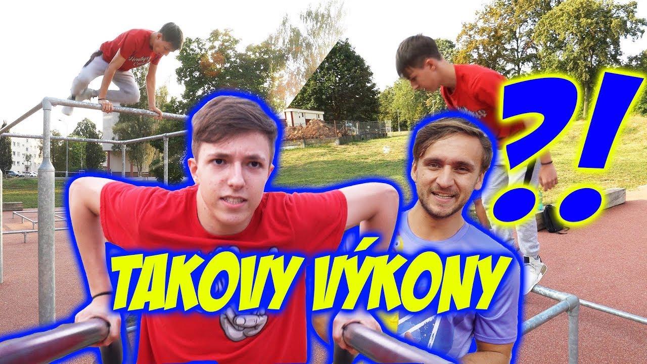 Učím youtubery parkour #27 | Hendysovo Doupě