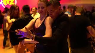 CZC18 Social Dances with Laura & Davy ~ Zouk Soul