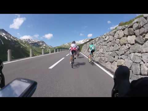 Riding the 2016 Gran Fondo San Gottardo