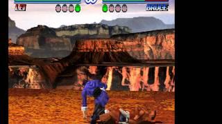 Tekken 2 - Lei Vs Bruce - Vizzed.com GamePlay - User video
