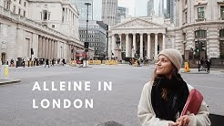Alleine reisen: London 2020