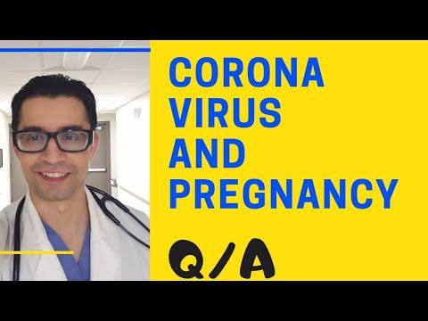 🤔Corona Virus And Pregnancy ➡️ More Risk?