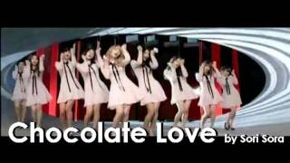 [SoriSora] SNSD - Chocolate Love  [COLLABORATION COVER] - Stafaband