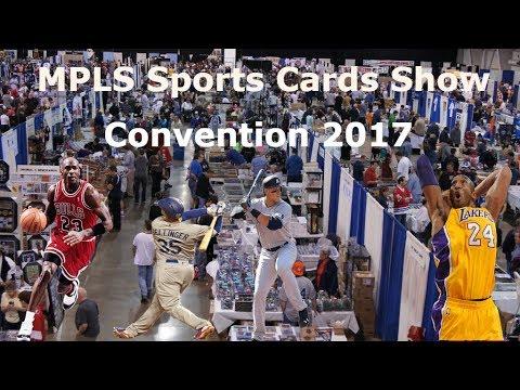 Minneapolis Sports Cards Show & Autograph Convention 2017