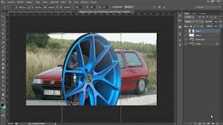 tutorial de como editar un auto en adobe photoshop cs6