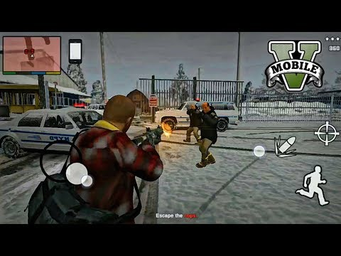 Gta 5 Android Gameplay Mission 1