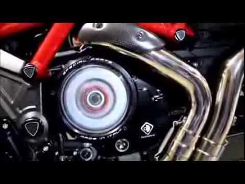 Ducati Diavel Clutch Cover