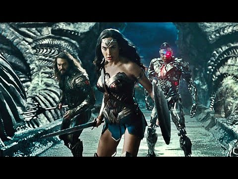 'Justice League' Official Trailer (2017) | Ben Affleck, Gal Gadot streaming vf