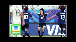 U-20 Japan Women's National Team advances to Semi-final with win over Germany 3-1 at the FIFA U-2...