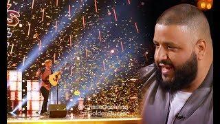 Golden Buzzer From DJ Khaled  - Americas Got Talent 2017
