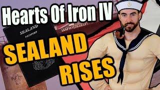 Hearts Of Iron IV SEALAND RISES