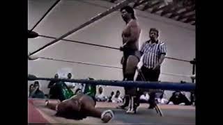 "Sabu vs Al Snow ""Aftershock"" (Cal International September 11th, 1994)"