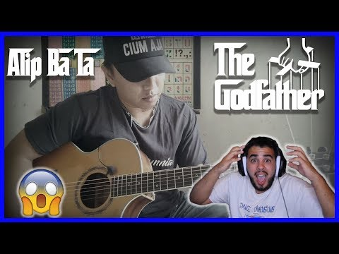 The Godfather Theme Song (fingerstyle Cover) Reaction!