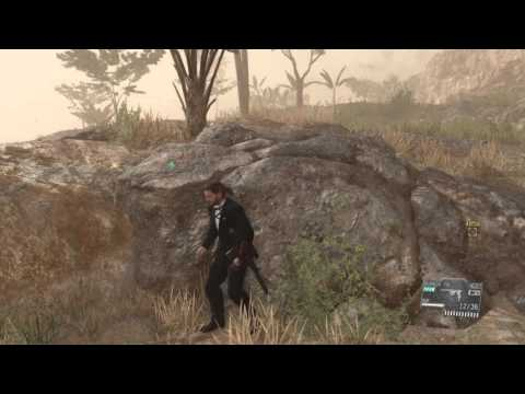 MGSV:TPP  Neutralize The Sniper Skulls(EXTREME) CQC only