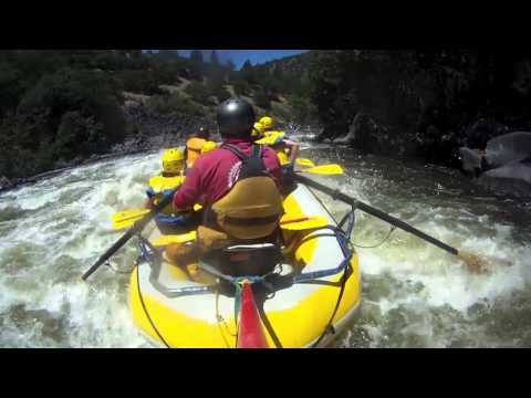 Upper Klamath Rafting with Indigo Creek Outfitters